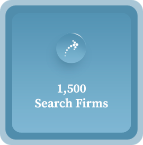 1,500 Search Firms graphic