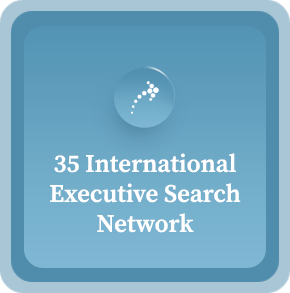 35 International Executive Search Network graphic