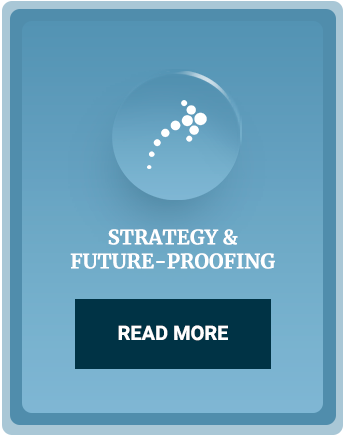 Strategy and Future-proofing button